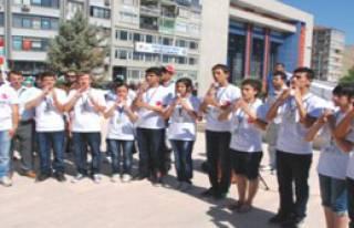 Denizli 7. İşitme Engelliler Kültür ve Sanat Festivali...