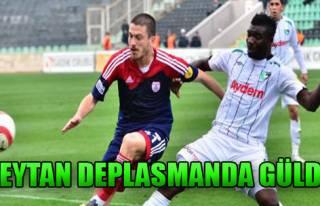 Denizlispor 1-2 Altınordu