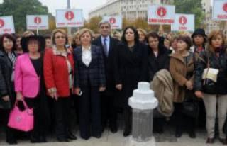 Türk Kadınlar Birliği Üyeleri Gaziantep'te