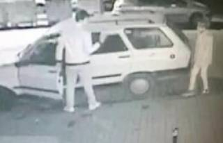 7 Otomobil Çalan 2 Çocuk Yakalandı