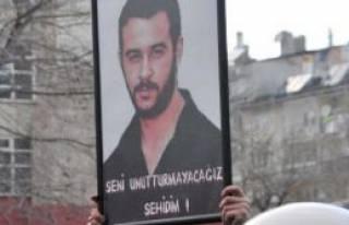 Ülkücülerden Çakıroğlu Protestosu