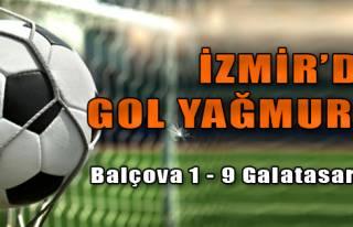 Balçova YS 1 - 9 Galatasaray