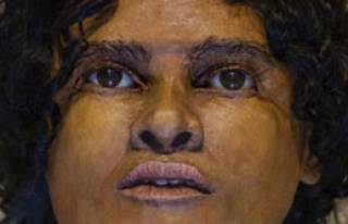 1800 Yıllık İnsan Yüzü