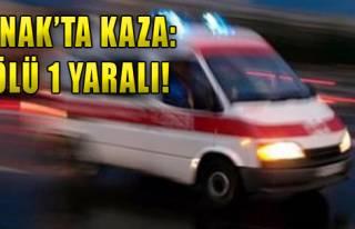 Konak'ta Kaza: 1 Ölü,1 Yaralı
