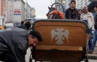 Erzurum'da Karsız Kış Festali