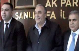 Şanlıurfa'da Fakıbaba Milletvekili Aday Adayı...