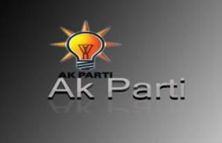 AK Parti'de İlçe Adayları Açıklandı