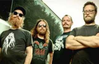 Red Fang, İstanbul'a Geliyor