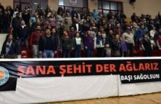 Fenerbahçe Maçında Pankart Krizi