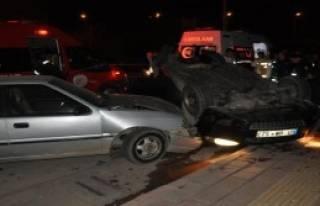 Adana'da Kaza: 1 Ölü, 2 Yaralı