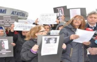 Özgecan Aslan İçin Protesto
