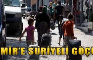 İzmir'e Suriyeli Göçü
