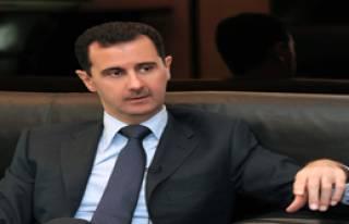 Esad: Savaş Halindeyiz!
