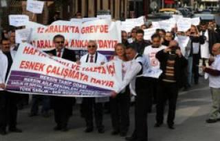 Mersin'de Aile Hekimleri Genelge Yaktı