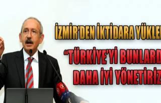 Kılıçdaroğlu'dan İzmir Örneği