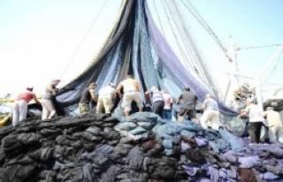 Balıkçılardan 'Vira Bismillah'