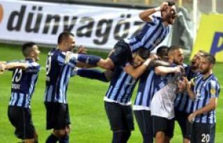 Adana Demirspor-Boluspor: 1-0