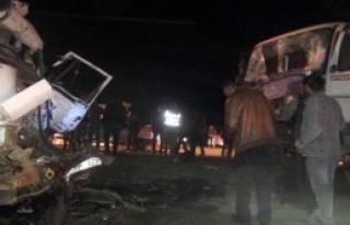 Bingöl'de Kaza: 1 Ölü, 3 Yaralı