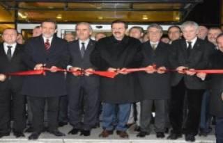 Bursa Canlı Hayvan Borsası Ve Et Entegre Tesisi...
