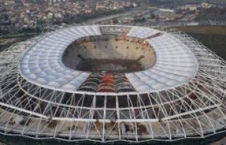 Timsah Arena Heyecan Verici
