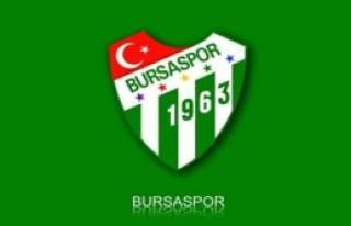 Bursaspor Federasyona Sert Çıktı
