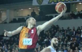 Türk Telekom - Galatasaray: 85 - 77