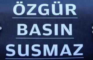 Antalya'da '14 Aralık' Protestosu
