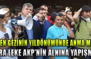 'Bu Kara Leke AKP'nin Alnına Yapışmıştır'