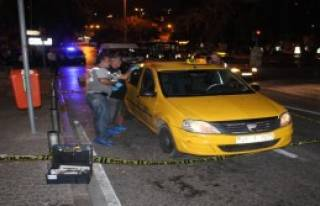 Öldürdüğü Taksi Şoförünü Suçladı