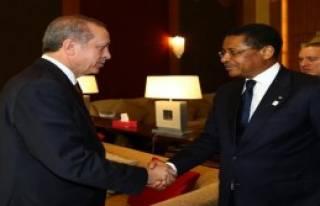 Erdoğan'ın Afrika Temasları
