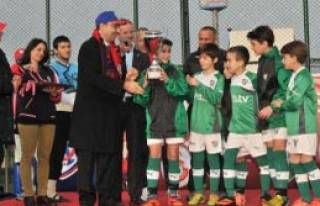 Altınordu Düzenledi Bursaspor Şampiyon Oldu