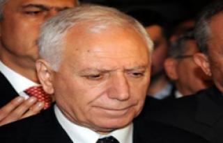 Mehmet Haberal Konya'da