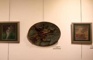D'art Galeri'den Baş-Lan-Gıç