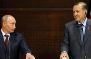 Putin İle Suriye'yi Konuştu