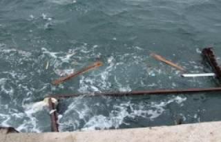 Denizde Kaybolan Adem Karapınar Aranıyor