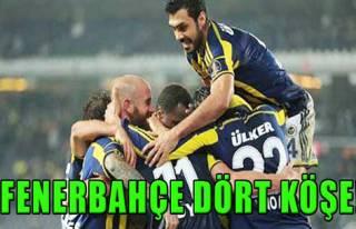 Fenerbahçe 4-1 Sivasspor