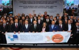 Dünya Belediyeleri Adana Buluşması