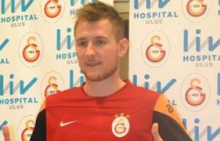 Galatasaray Hajrovic'i Borsaya Bildirdi
