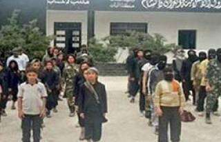 IŞİD 1500 Çocuk Kaçırdı