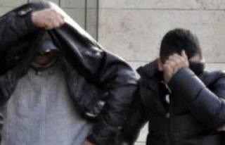 Samsun'da Uyuşturucuya İki Gözaltı