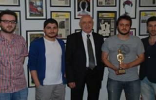 Yeşil Kamera Ödülleri Verildi