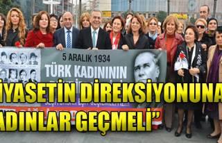 'İzmir'i Kadınlar Yönetiyor'