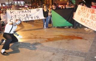 Kurban Bayramı Protestosu