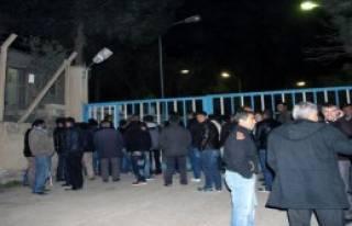 Trafo Merkezini Bastılar