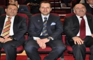 Erbakan, Sivas'ta Anıldı