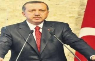 Erdoğan'dan Kurban Bağışı