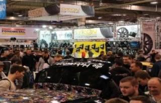 'Essen Motor Show'da Türk Rüzgarı