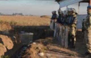 Sınırda Askere Ateş Açıldı!