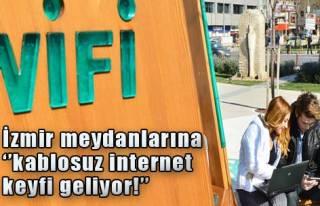 Sokakta İnternet Keyfi!