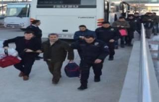Tutuklanan Sayısı 25'e Yükseldi